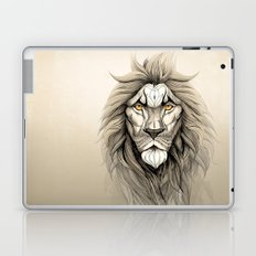 The Lion Laptop & iPad Skin