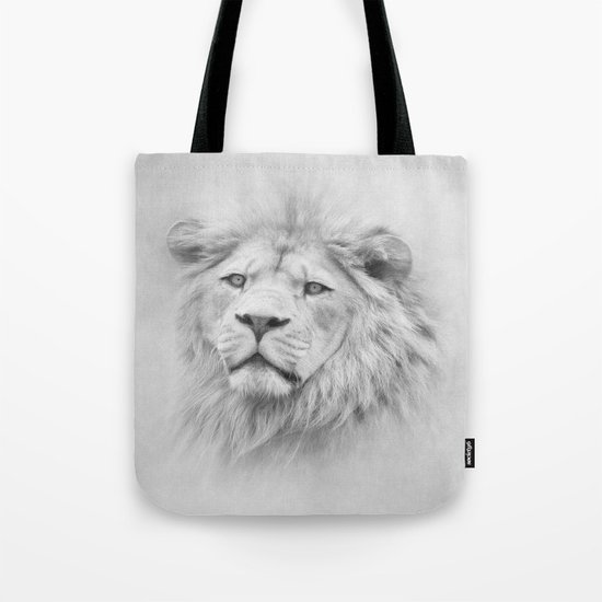 Barbary Lion  Tote Bag