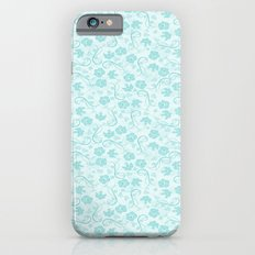 small floral pattern Slim Case iPhone 6s