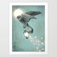 Nighthawk  Art Print