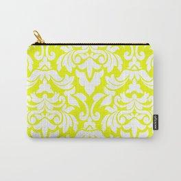 Lemon Fancy Carry-All Pouch