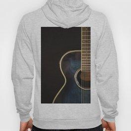 Acoustic Guitar Colour Hoody