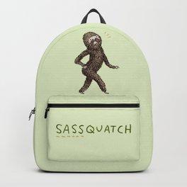 Sassquatch Rucksack