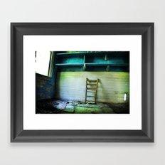Abandoned Pt.1 Framed Art Print