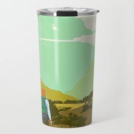 WARM TRAILS Travel Mug