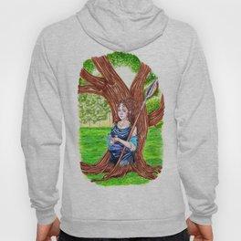 The Oak tree sign Hoody