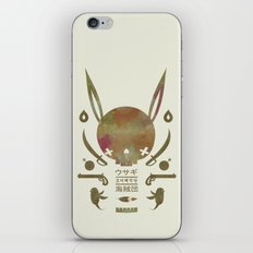 토끼해적단 TOKKI PIRATES iPhone & iPod Skin