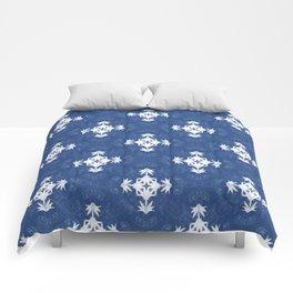 Pleasure in Blue... Comforters
