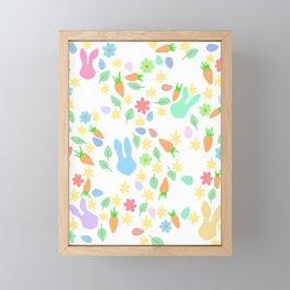 Easter #6 Framed Mini Art Print