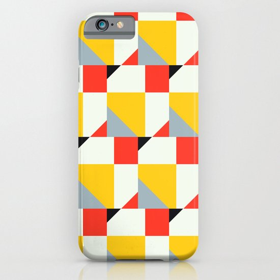 Crispijn Pattern iPhone & iPod Case