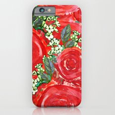 Rose of My Heart Slim Case iPhone 6s