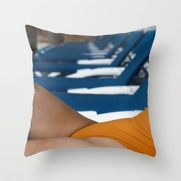 The Lure of a Tan Throw Pillow