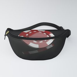 CASINO CHIP Fanny Pack