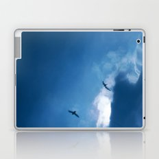 float with the tide Laptop & iPad Skin
