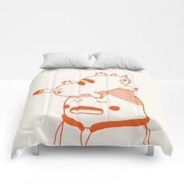 Wild Cat Comforters