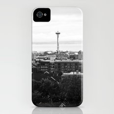 Dear Space Needle, I miss you. Slim Case iPhone (4, 4s)