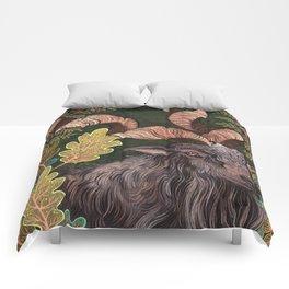 Markhor Comforters