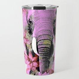 ELEPHANT PINK Travel Mug