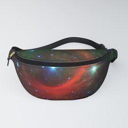 Kappa Cassiopeiae star in the constellation Cassiopeia (NASA/JPL-Caltech) Fanny Pack