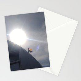 Sunlight On Cellar (2) Stationery Cards
