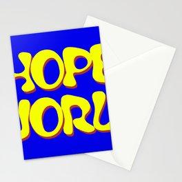 HOPEWORLD Stationery Cards