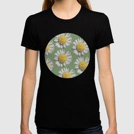 pastel daisy mania T-shirt