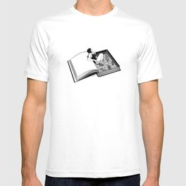 Drenched through my mind T-shirt
