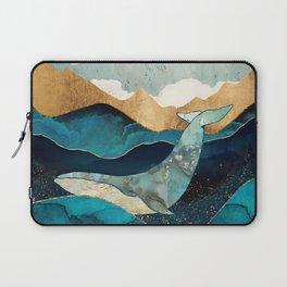 Blue Whale Laptop Sleeve