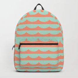 Watermelon Scallops Backpack
