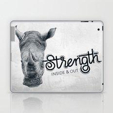Rhino Strength Laptop & iPad Skin