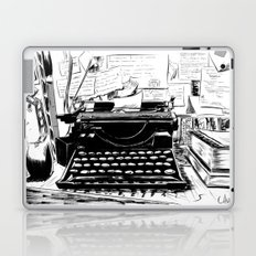 Shakespeare and Company Laptop & iPad Skin