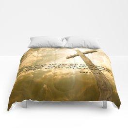 Luke 6:37 Comforters