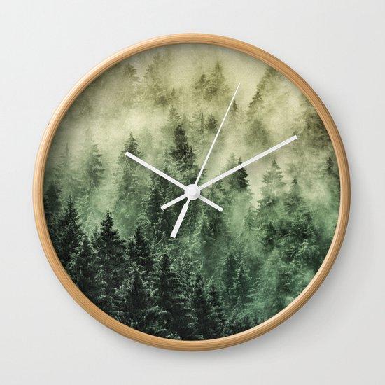 Everyday // Fetysh Edit Wall Clock
