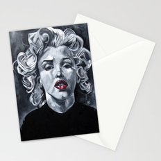 all i wanted was a peak! Stationery Cards