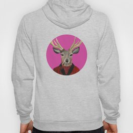 Mister Deer from Animal Society Hoody