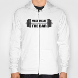 Meet Me At The Bar Hoody