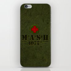 M*A*S*H iPhone & iPod Skin