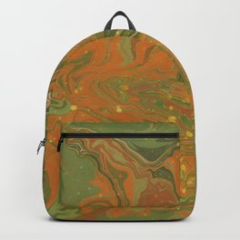 Mossy stones Backpack