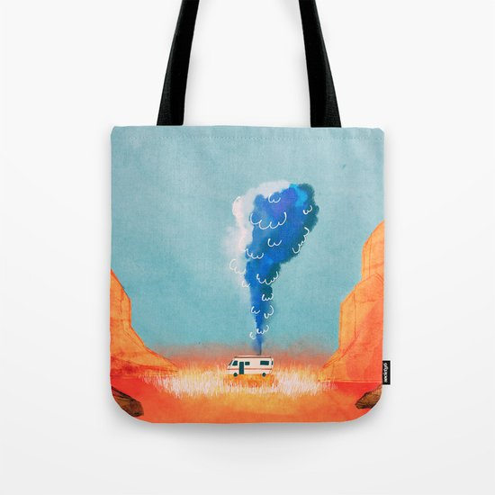 Breaking Bad. Tote Bag