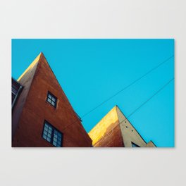 CPH sky Canvas Print