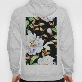 elegant floral Hoody