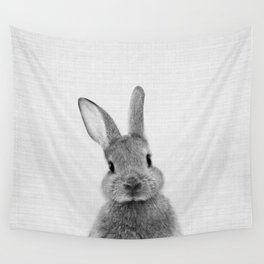 Print 48 - Peekaboo Bunny Wall Tapestry