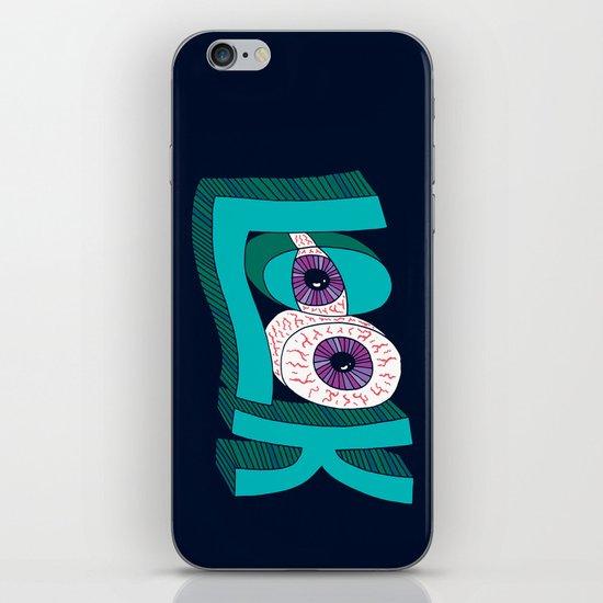 LOOK! iPhone & iPod Skin