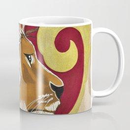 House of Courage Coffee Mug