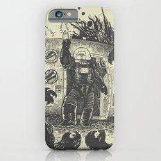 Space slugs die easy Slim Case iPhone 6s