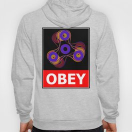 Obey the Figet Hoody