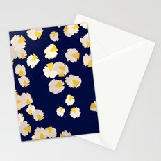 White Gardenia Stationery Cards