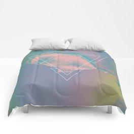 Etna River 1983 Comforters