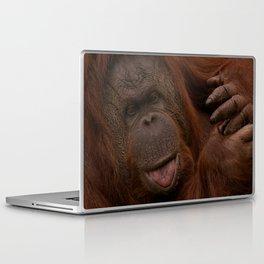 Orangutan Close-Up Laptop & iPad Skin