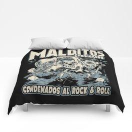 Malditos Grasientos Comforters